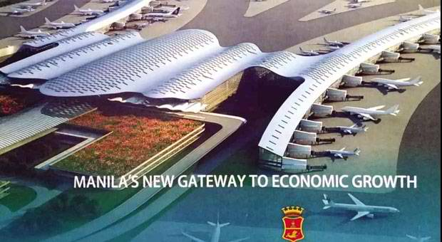 US10 Billion Airport for Manila